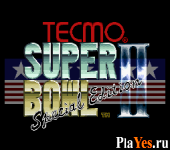 онлайн игра Tecmo Super Bowl II - Special Edition
