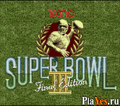онлайн игра Tecmo Super Bowl III - Final Edition