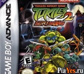 Teenage Mutant Ninja Turtles 2 – Battle Nexus
