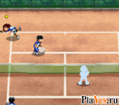 онлайн игра Tennis no Ouji-sama 2003 - Cool Blue