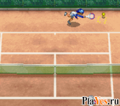 онлайн игра Tennis no Ouji-sama 2003 - Passion Red