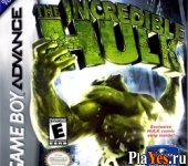 онлайн игра The Incredible Hulk