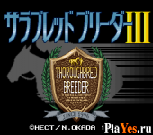 онлайн игра Thoroughbred Breeder III