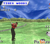 онлайн игра Tiger Woods PGA Tour Golf