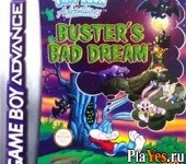 онлайн игра Tiny Toon Adventures – Busters Bad Dream
