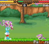 онлайн игра Tiny Toon Adventures - Scary Dreams