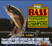 онлайн игра TNN Bass Tournament of Champions