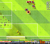 онлайн игра Total Soccer Advance