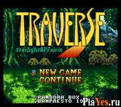 Traverse - Starlight - Prairie