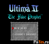 онлайн игра Ultima VI - The False Prophet