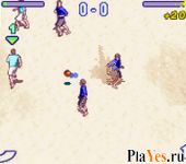 онлайн игра Ultimate Beach Soccer