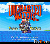 онлайн игра Uncharted Waters