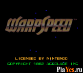 онлайн игра WarpSpeed