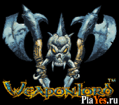 онлайн игра Weapon Lord