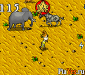 онлайн игра Wild Thornberrys Movie, The