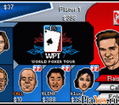 онлайн игра World Poker Tour