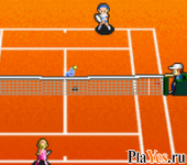 онлайн игра WTA Tour Tennis Pocket