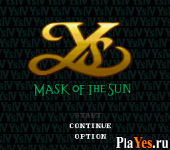 онлайн игра Ys IV - Mask of the Sun