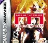 ������ ���� Zone of the Enders � The Fist of Mars