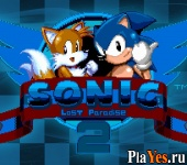 Sonic The Hedgehog 2 Lost Paradise v. 2