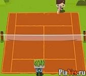 онлайн игра Box-Brothers Tennis