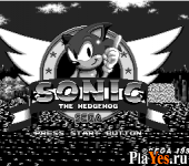 Sonic 1 Color Contrast
