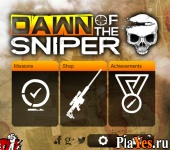 онлайн игра Dawn of the Sniper