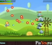 онлайн игра Bear in Super Action Adventure