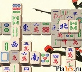 онлайн игра Ancient Mahjong