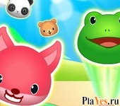 онлайн игра Animals Connect 3