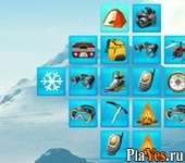 онлайн игра Antarctic Expedition Mahjong