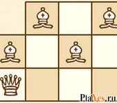 Chess Avoidance Puzzle