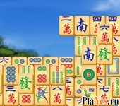 онлайн игра China Mahjong