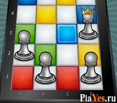 онлайн игра Colorful Chess