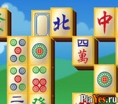 онлайн игра Fairy Triple Mahjong