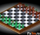 онлайн игра Flash Chess 3