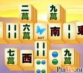 онлайн игра Four Seasons Mahjong