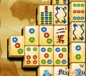 онлайн игра Mahjong Of 3 Kingdoms