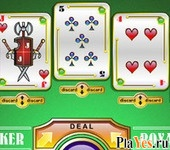 онлайн игра Royal Poker