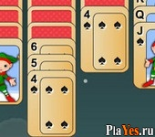 онлайн игра Spider Solitaire: CE