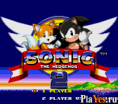онлайн игра Sonic 2 project Shadow