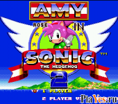 онлайн игра Amy Rose in Sonic the Hedgehog 2