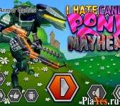 I Hate Candy: Pony Mayhem