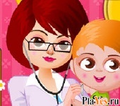 онлайн игра Baby Cure and Care