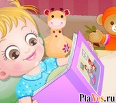 онлайн игра Baby Hazel Bed Time