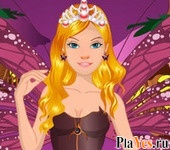 онлайн игра Barbie Fairy Fantasy