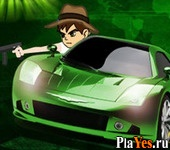 онлайн игра Ben 10 Mafia Hunter