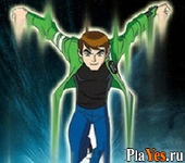 онлайн игра Ben 10 Super Jumper