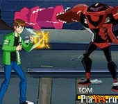 онлайн игра Ben 10 The Army of Psyphon 2