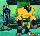 онлайн игра Ben 10: The Return of Psyphon